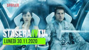 I film oggi in TV - lunedì 30 novembre 2020