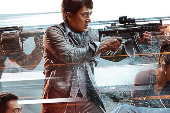 Jackie Chan è quasi affogato sul set del suo nuovo film