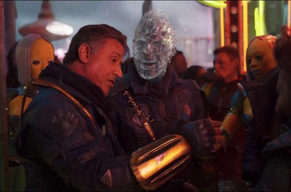 Guardiani della Galassia: rivedremo anche Sylvester Stallone e i Guardians 3000?