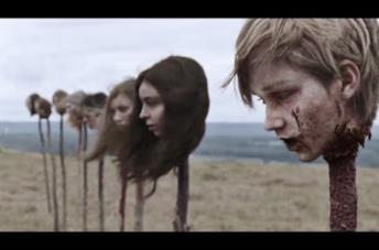 The Walking Dead: le teste sul cancello di Nicotero e il look di Negan