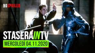 I film oggi in TV - 04 novembre 2020