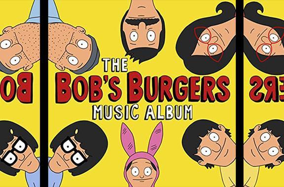 La colonna sonora ufficiale di Bob's Burgers arriva a maggio: ecco un'anteprima!