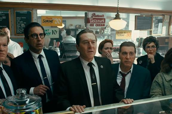The Irishman, il full trailer del nuovo film di Scorsese
