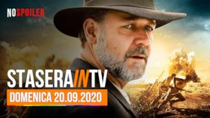 I film in TV questa sera domenica 20 settembre
