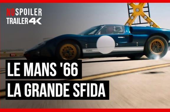 Le Mans '66 - La grande sfida, nuovo spot con Matt Damon e Christian Bale