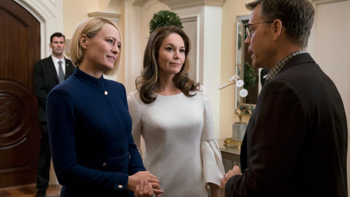 House of Cards: il full trailer della stagione finale