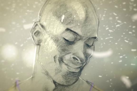 Dear Basketball: il corto animato premio Oscar di Kobe Bryant