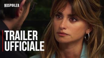 Madres paralelas - Trailer ITA