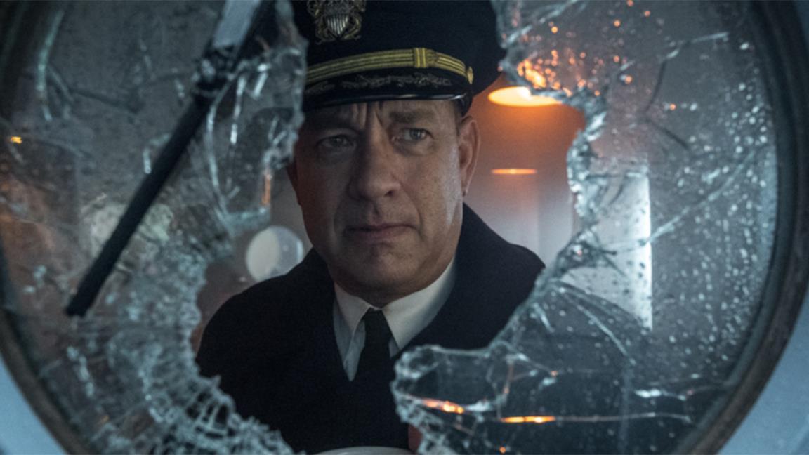 Greyhound: Tom Hanks è un comandante della Marina USA nel trailer del film