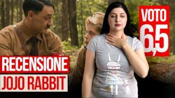 Jojo Rabbit la recensione
