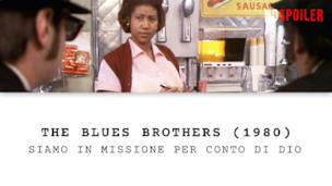 Aretha Franklin nel film The Blues Brothers del 1980