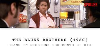Aretha Franklin nel film The Blues Brothers del 1980