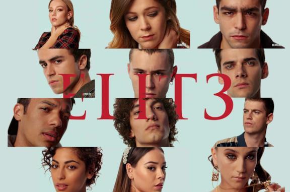 Élite 3 esce a marzo su Netflix: il teaser trailer ufficiale