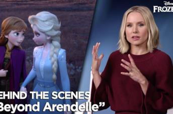 Frozen 2: nuova featurette sul film che ha sbancato i botteghini USA