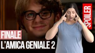 La spiegazione del finale de L'amica geniale: 2 - Storia del nuovo cognome.