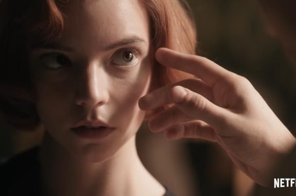 Anya Taylor-Joy protagonista de La regina degli scacchi