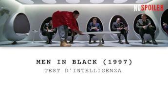 Test d'Intelligenza nel film Men In Black