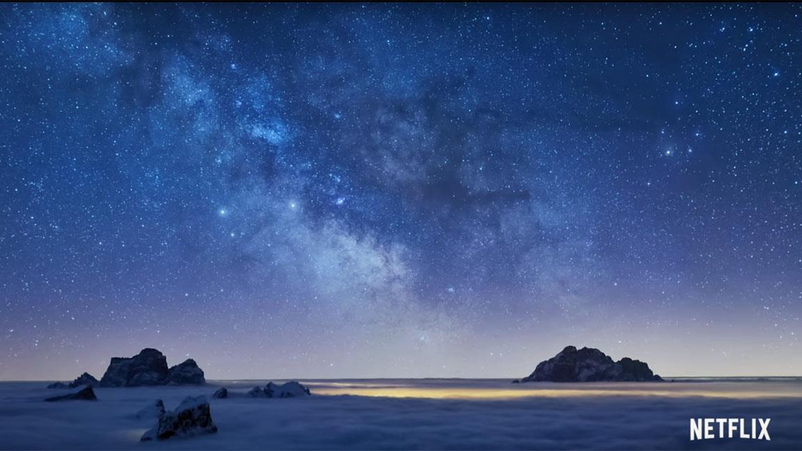Notte sul pianeta Terra, trailer della docu-serie in arrivo su Netflix