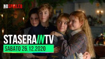 I film oggi in TV 26 dicembre 2020