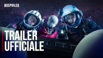 Space Sweepers il trailer ufficiale in ITA