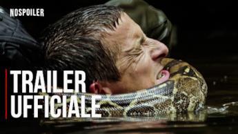 Scuola di sopravvivenza: Missione safari il trailer ufficiale in ITA