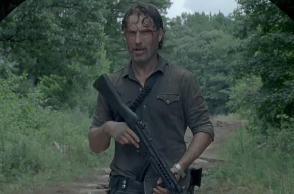 The Walking Dead: World Beyond, Rick nel nuovo trailer della serie