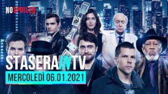 I film in onda sul DTT e Sky oggi 06 dicembre 2021