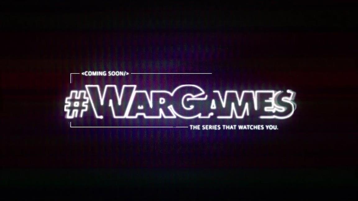 Il trailer di #Wargames