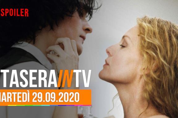 29 settembre, Tutti i programmi TV in prima serata