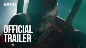 Venom - La furia di Carnage - Trailer ufficiale in ENG