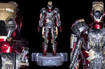 L'armatura di Iron Man funzionante che può essere davvero tua