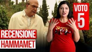 Recensione del film Hammamet