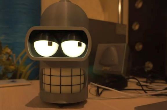 Bender smart speaker