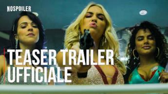 Sky Rojo il teaser trailer ufficiale in ITA