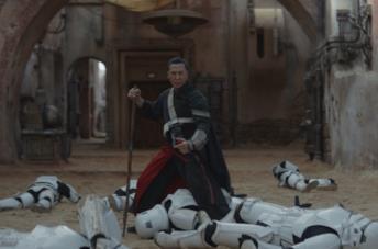 Rogue One: A Star Wars Story, nuovo trailer internazionale con la Morte Nera