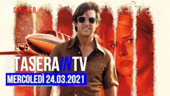 Stasera in TV su tutti i canali del DTT - mercoledì 24 marzo 2021