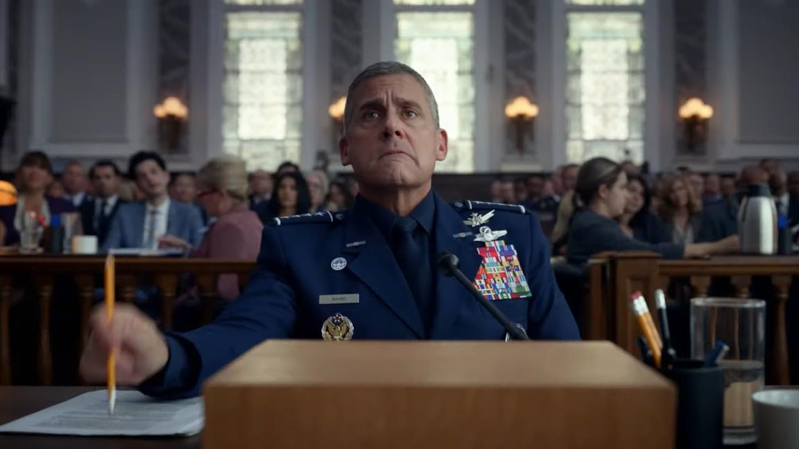 Space Force, un nuovo trailer in attesa del debutto