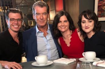 Il cast di Mrs. Doubtfire si riunisce dopo 25 anni