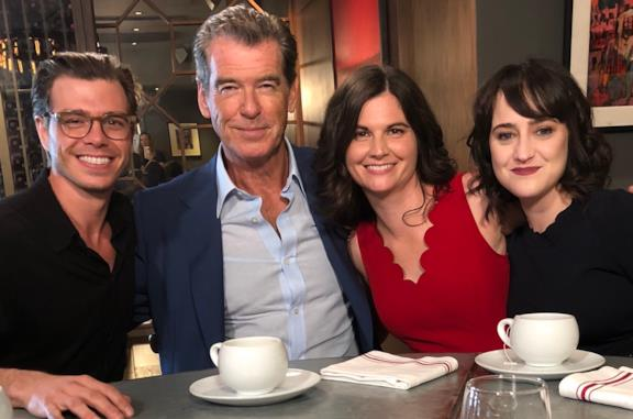 Mrs. Doubtfire, il cast si riunisce dopo 25 anni e ricorda Robin Williams in un'intervista
