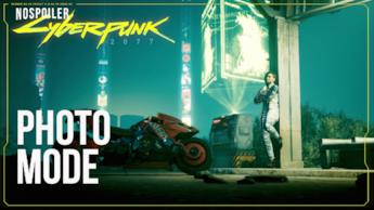 Cyberpunk 2077 | Photo Mode