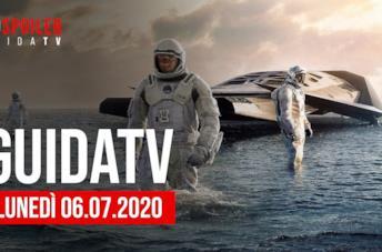 Interstellar e i film da vedere stasera in TV: lunedì 6 luglio 2020