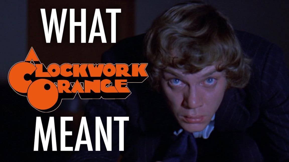 Malcolm McDowell è il drugo Alex