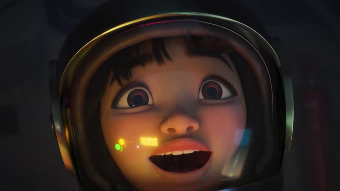 Viaggio alla scoperta della Luna: il nuovo film d'animazione di Netflix