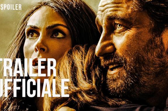 Greenland, il trailer del film apocalittico con Gerard Butler