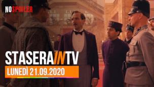 I Film in TV oggi lunedì 21 settembre