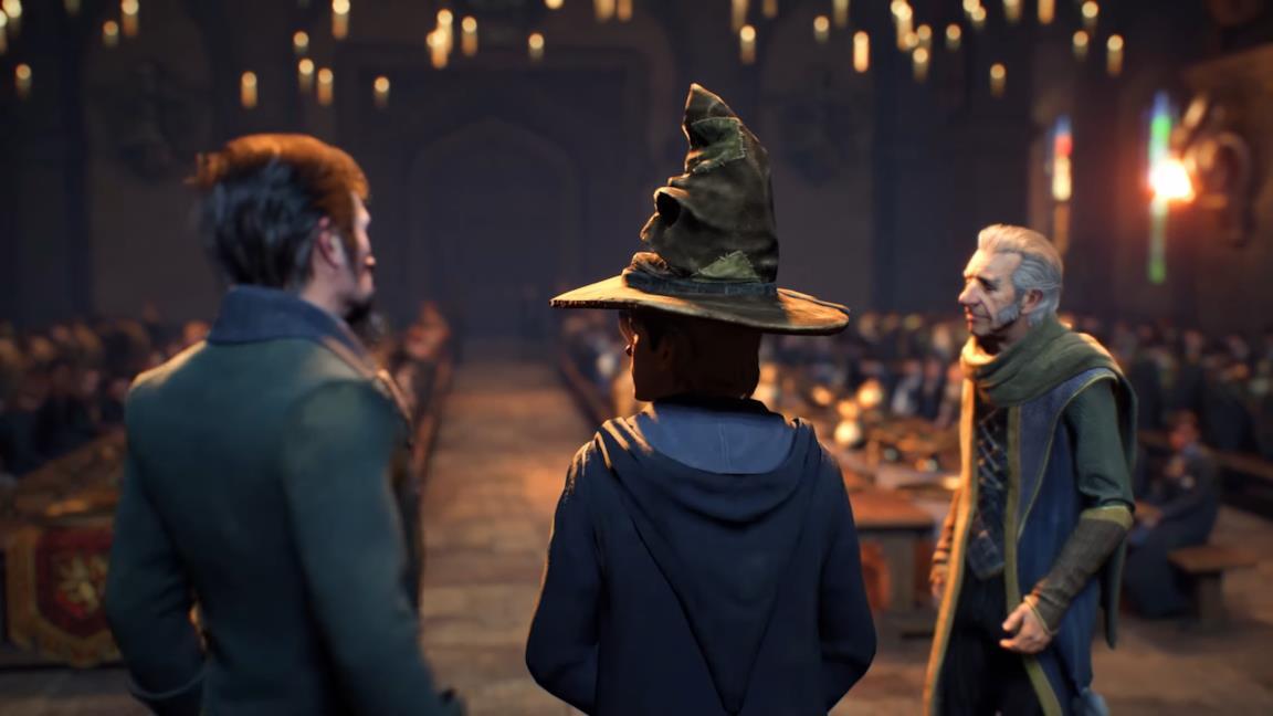 Hogwarts Legacy è come un prequel di Harry Potter, ambientato nel 1800