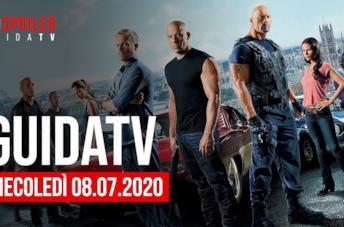 8 luglio: i film consigliati da guardare stasera in TV