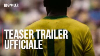 Pelé: il re del calcio il teaser trailer ufficiale in ITA
