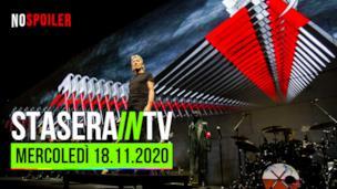 I film oggi in TV - mercoledì 18 novembre 2020