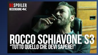 Rocco Schiavone Stagione 3 la recensione